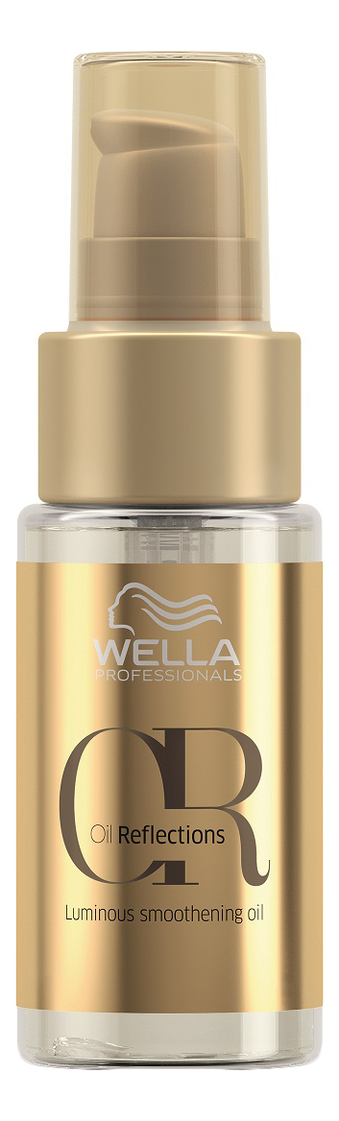 Разглаживающее масло для интенсивного блеска волос Oil Reflections Luminouis Smoothening Oil: Масло 30мл