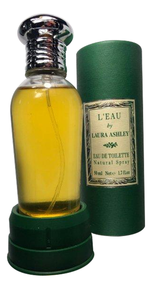 Laura Ashley L'Eau: туалетная вода 50мл пуловер quelle ashley brooke 193109
