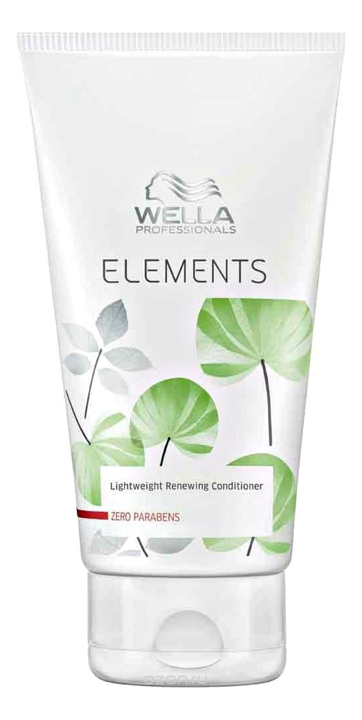 Легкий обновляющий бальзам для волос Elements Lightweight Renewing Conditioner: Бальзам 200мл