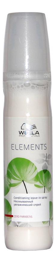 Несмываемый увлажняющий спрей для волос Elements Conditioning Leave-In Spray 150мл