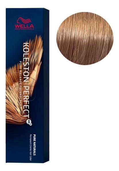 Стойкая крем-краска для волос Koleston Perfect Color Pure Naturals 60мл: 8/03 Янтарь крем краска для волос indola color red
