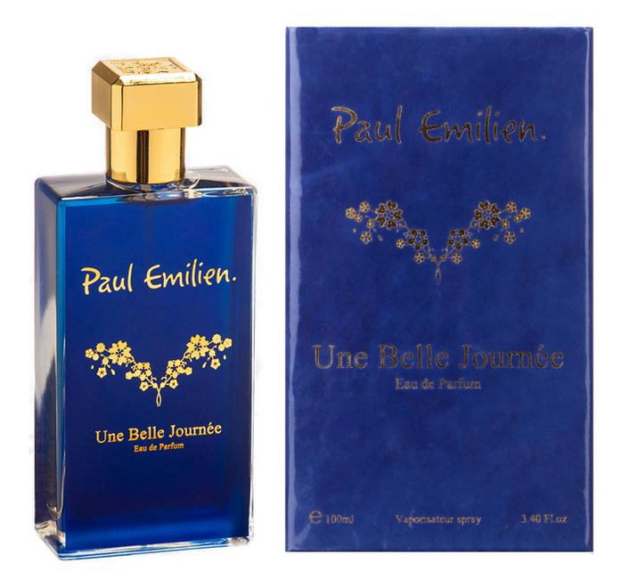 Paul Emilien Une Belle Journee: парфюмерная вода 100мл самокат y scoo globber my free titanium neon зеленый 401367