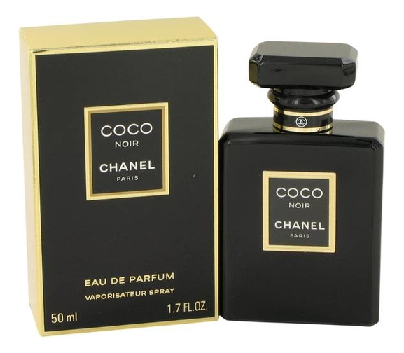Chanel Coco Noir: парфюмерная вода 50мл chanel coco mademoiselle intense парфюмерная вода 50мл