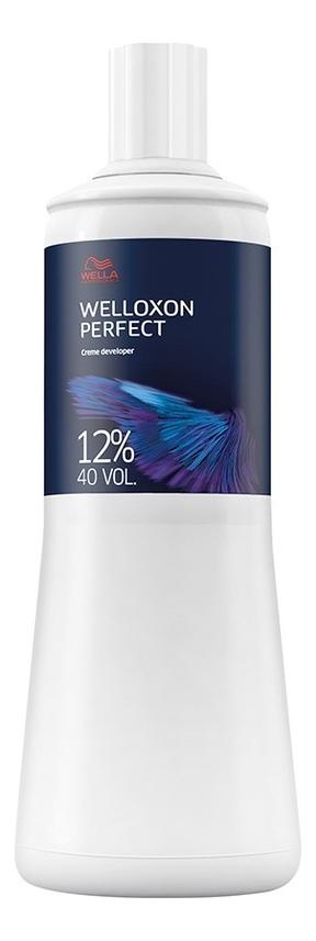Окислитель Welloxon Perfect 12%: Окислитель 1000мл