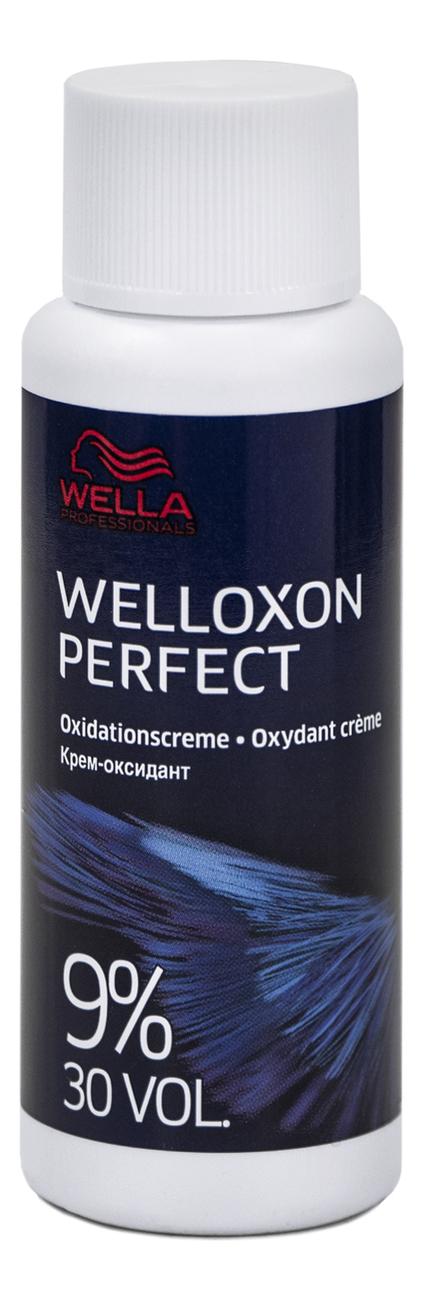 Окислитель Welloxon Perfect 9%: Окислитель 60мл