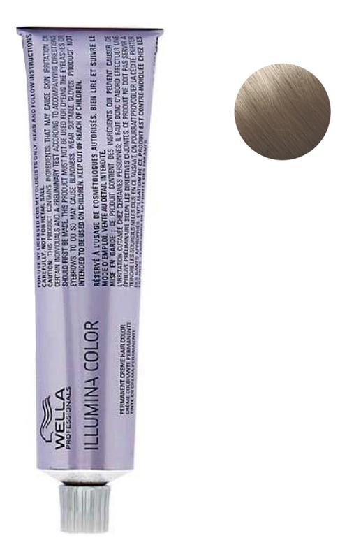 цены Стойкая крем-краска для волос Illumina Color 60мл: 7/81 Блонд жемчужно-пепельный