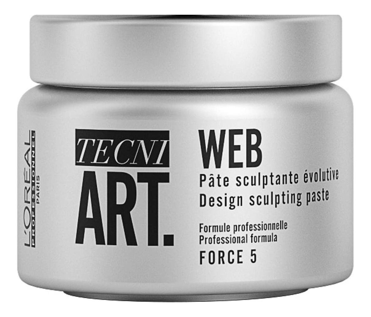 Тянучка-паутинка для создания текстуры волос Tecni. Art Web 150мл