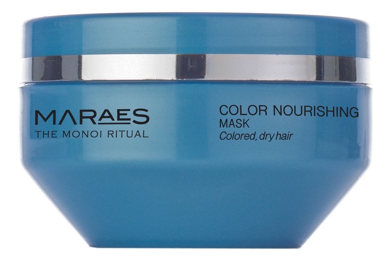 Питательная маска с Тайским Моной Maraes Color Nourishing Mask: Маска 200мл kaaral maraes color nourishing olium масло 30 мл