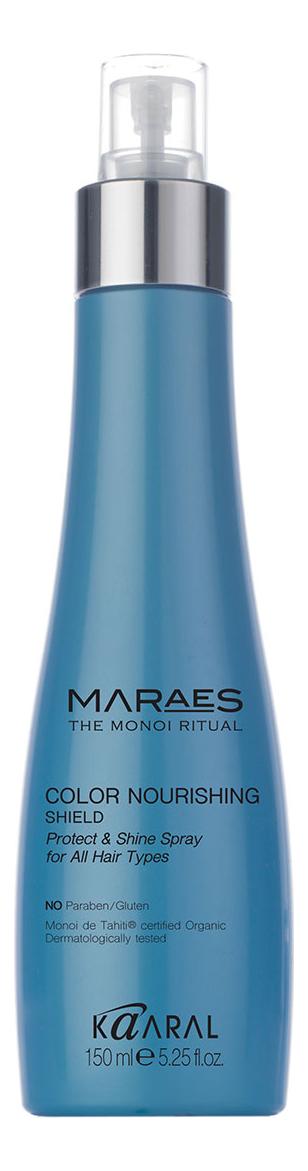 Защитное средство для волос с тайским Моной Maraes Color Nourishing Shield 150мл kaaral maraes color nourishing olium масло 30 мл