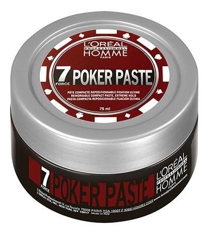 Моделирующая паста Homme Poker Paste 75мл