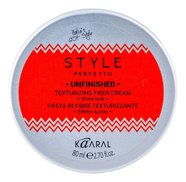 Волокнистая паста для текстурирования волос Style Perfetto Unfinished Texturizing Fiber Cream 80мл