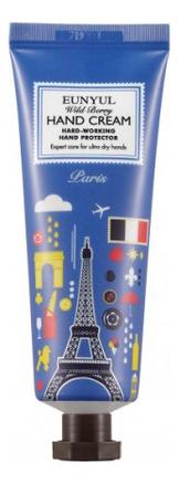 Крем для рук Wild Berry Hand Cream Paris 50мл (лесные ягоды)