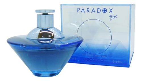 Jacomo Paradox Blue: туалетная вода 30мл пальто paradox paradox mp002xw13d99