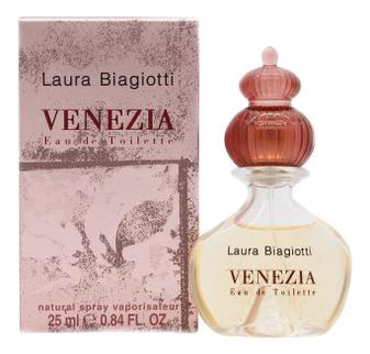 Laura Biagiotti Venezia Eau de Toilette: туалетная вода 25мл laura biagiotti venezia туалетная вода 25 мл