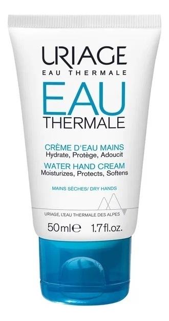 Крем для рук Eau Thermale Creme D'eau Mains 50мл: Крем 50мл восстанавливающий питательный крем для лица eau thermale creme nutritive revitalisante 50мл