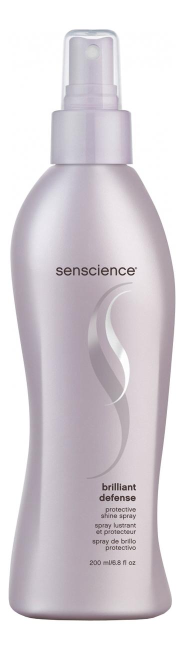Защитный спрей для волос Brilliant Defense 200мл