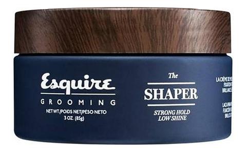 Крем-воск для укладки волос Esquire The Shaper Strong Hold Low Shine 85г esquire помада для волос легкая степень фиксации esquire 85г