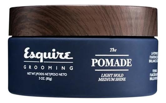 Помада для укладки волос Esquire The Pomade Light Hold Medium Shine 85г esquire помада для волос легкая степень фиксации esquire 85г