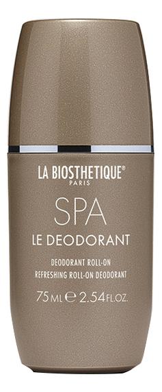 Роликовый дезодорант SPA Le Deodorant 75мл роликовый дезодорант spa le deodorant 75мл