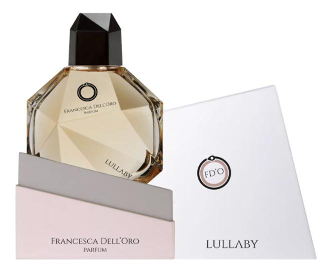 Francesca Dell`Oro Lullaby: парфюмерная вода 100мл сумка francesca peretti francesca peretti fr072bwinbb8
