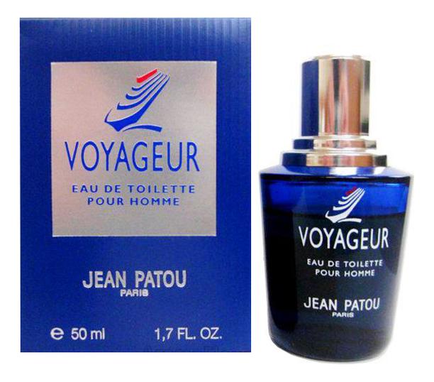 Jean Patou Voyageur: туалетная вода 50мл