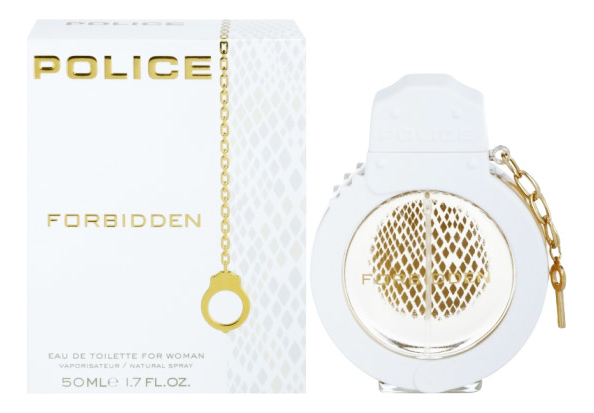 Фото - Police The Sinner Forbidden For Women: туалетная вода 50мл the police the police certifiable 3 lp