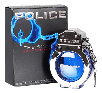 Фото - Police The Sinner For Men: туалетная вода 30мл the police the police certifiable 3 lp