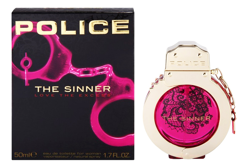 Фото - Police The Sinner For Women: туалетная вода 50мл the police the police certifiable 3 lp