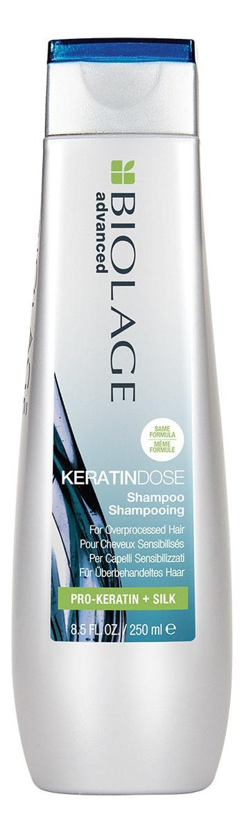 Шампунь для сильно поврежденных волос Biolage Advanced Keratindose Shampoo: Шампунь 250мл