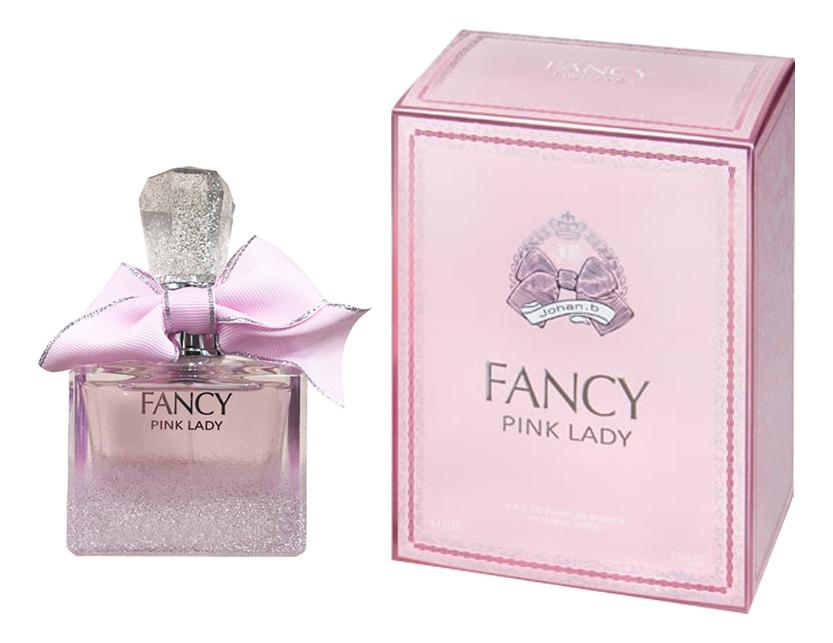 Johan B Fancy Pink: парфюмерная вода 85мл herman johan robbers de vreemde plant