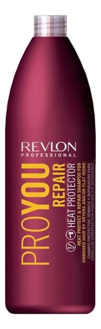 Восстанавливающий шампунь для волос Pro You Repair Shampoo: Шампунь 1000мл шампунь для волос восстанавливающий repair