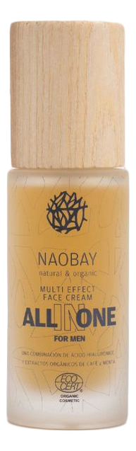 Восстанавливающий крем для лица Multi Effect Face Cream All-in-One 50мл крем для ухода за кожей naobay ecocert all in one