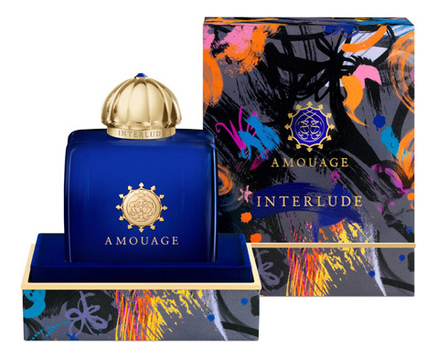 Amouage Interlude for woman: парфюмерная вода 50мл amouage love mimosa парфюмерная вода 50мл