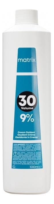 Крем-оксидант для окрашивания волос Creme Oxydant 1000мл: Крем-оксидант 9%