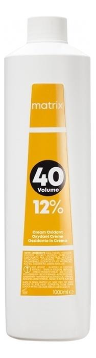 Крем-оксидант для окрашивания волос Creme Oxydant 1000мл: Крем-оксидант 12%
