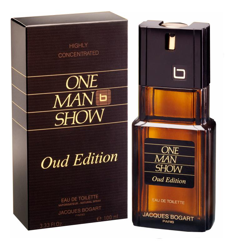 Jacques Bogart One Man Show Oud Edition: туалетная вода 100мл jacques bogart silver scent туалетная вода 100мл