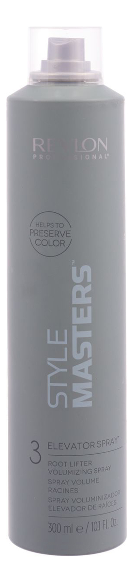 Спрей для прикорневого объема волос Style Masters Elevator Spray 300мл