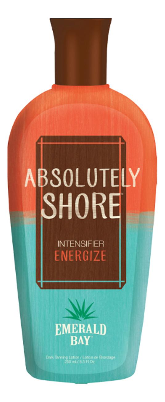 Фото - Крем для загара в солярии Absolutely Shore Intensifier Energize: Крем 250мл ногтивит усиленный крем 15мл