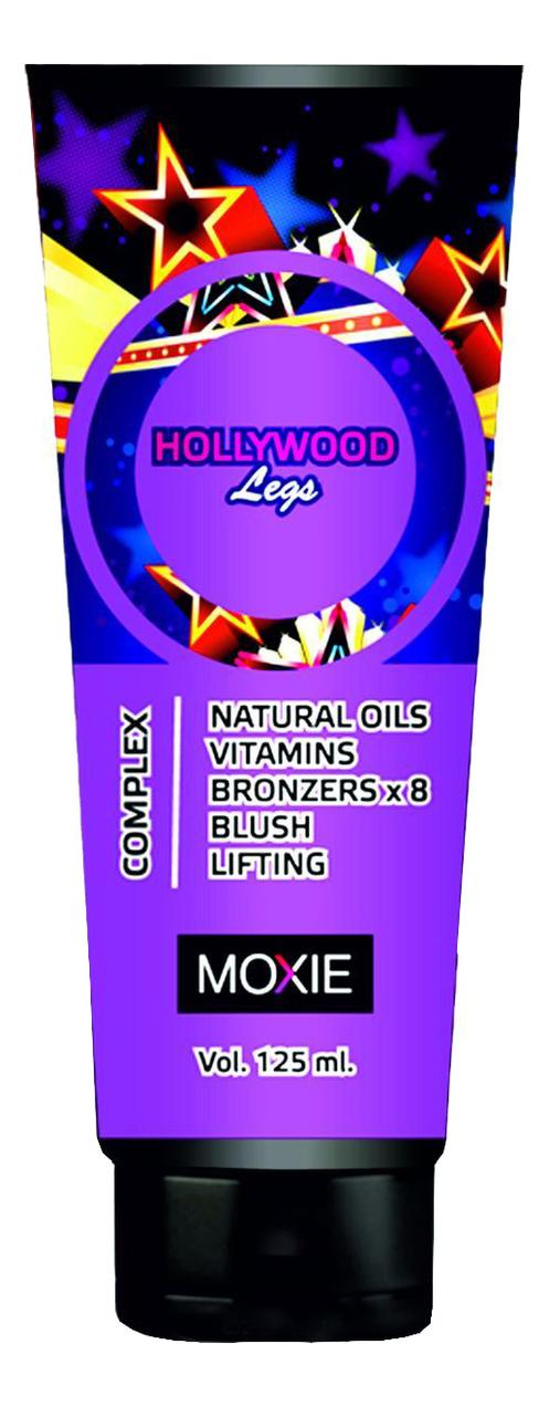 Фото - Крем для загара с 8-кратный бронзатором Hollywood Legs: Крем 125мл ногтивит усиленный крем 15мл