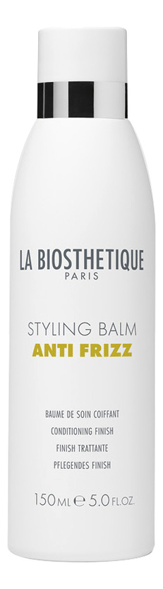 Лосьон для укладки непослушных и вьющихся волос Styling Balm Anti Frizz 150мл
