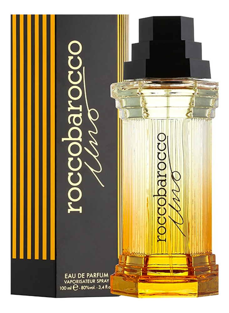 Roccobarocco Uno: парфюмерная вода 100мл пиджак бархат roccobarocco