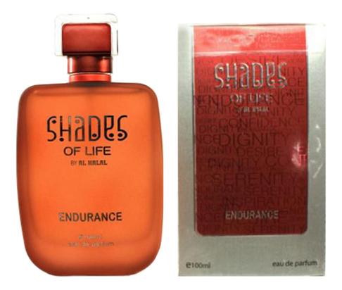Al Halal Perfumes Shades Of Life Endurance: парфюмерная вода 100мл al haramain perfumes rain dance pink парфюмерная вода 100мл