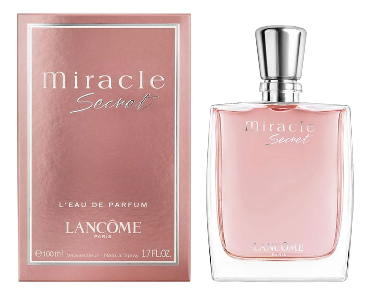 Lancome Miracle Secret: парфюмерная вода 100мл lancome miracle