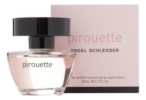 Angel Schlesser Pirouette: туалетная вода 50мл angel schlesser ambre frais femme