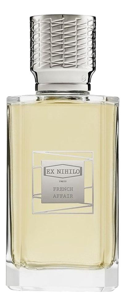 Ex Nihilo French Affair : парфюмерная вода 100мл тестер french affair