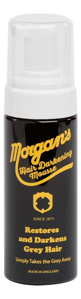 Мусс для укладки волос маскирующий седину Hair Darkening Mousse 150мл