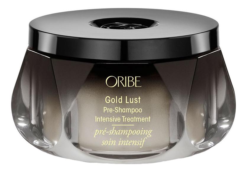 Подготовительный шампунь для волос Gold Lust Pre-Shampoo Intensive Treatment 120мл: Шампунь 120мл шампунь для волос oribe gold lust pre shampoo intensive treatment роскошь золота интенсивный уход 120 мл