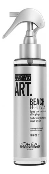 Текстурирующий спрей для создания локонов Tecni. Art Wild Stylers Beach Waves 150мл