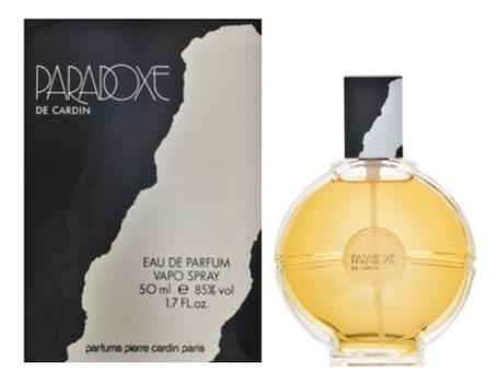 Pierre Cardin Paradoxe: парфюмерная вода 50мл рубашка pierre cardin pierre cardin pi365emgrag5