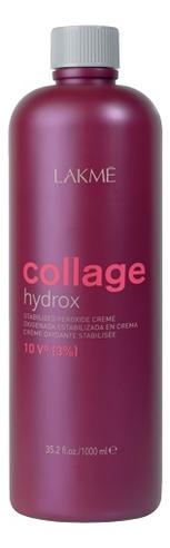 Стабилизированный крем-окислитель для волос 10V 3% Collage Hydrox Stabilized Peroxide Creme: Крем-окислитель 1000мл недорого